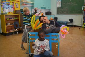 Integrated Play Groups Program