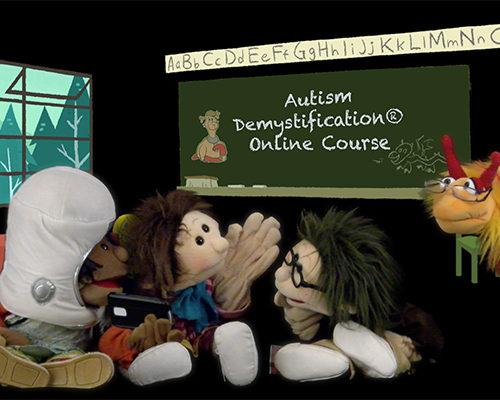 Autism Demystification® Online Course copy