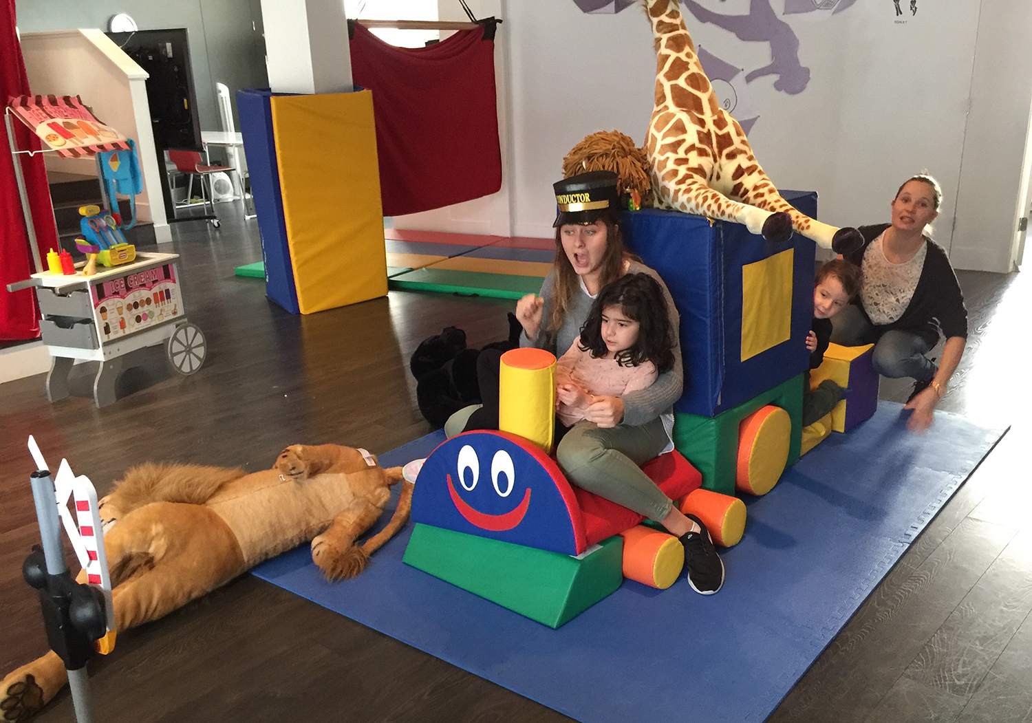 Early Childhood Play Groups