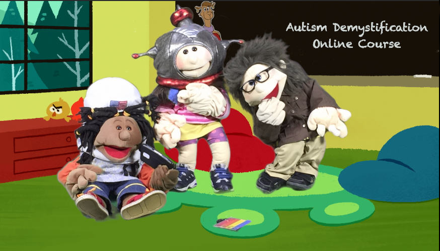 Autism Demystification Online Course|Friend 2 Friend Social Learning Society