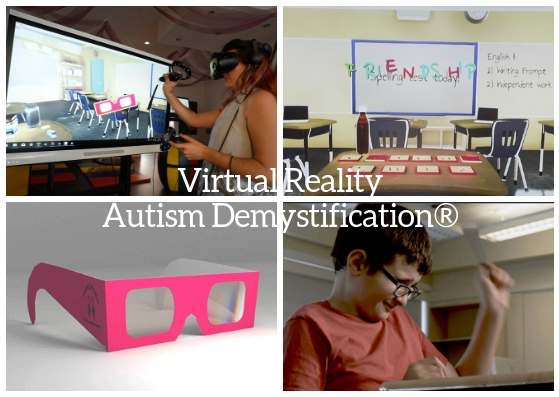 Virtual Reality Autism Demystification
