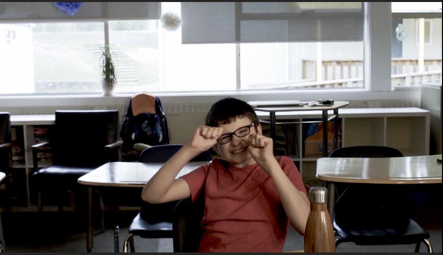 Virtual Reality Autism?