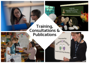 Training, Consultation and Publications